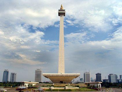 Ekspedisi Jogja ke Jakarta, DKI Jakarta