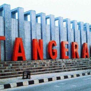 Ekspedisi Jogja ke Tangerang, Banten
