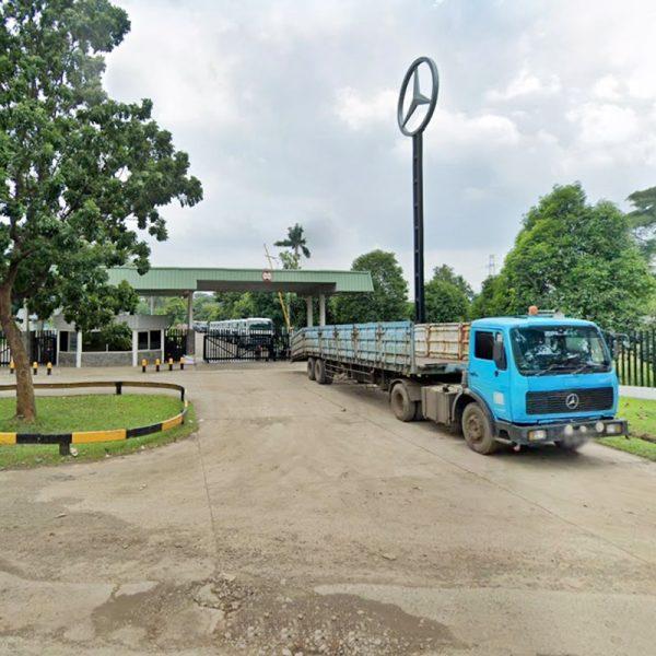 Cargo Jogja – Gunung Putri, Bogor
