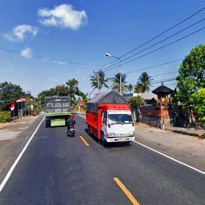 Ekspedisi Jogja ke Pangururan, Samosir