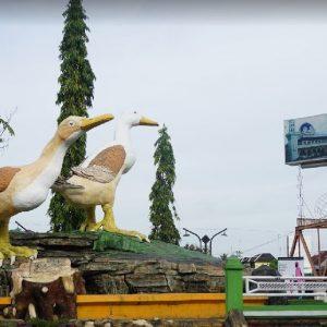 Ekspedisi Jogjakarta ke Amuntai, Kalimantan Selatan