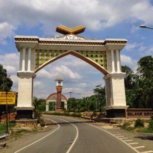 Ekspedisi Jogjakarta ke Binuang, Kalimantan Selatan