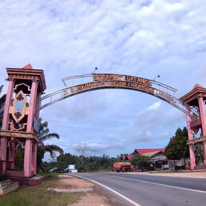 Ekspedisi Jogjakarta ke Lamandau, Kalimantan Tengah
