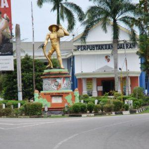 Ekspedisi Jogjakarta ke Mempawah, Kalimantan Barat