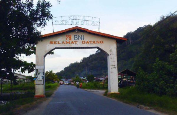 Ekspedisi Jogjakarta ke Pemangkat, Kalimantan Barat