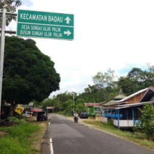 Ekspedisi Jogjakarta ke Putussibau, Kalimantan Barat