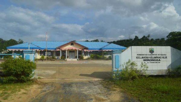Ekspedisi Jogjakarta ke Serongga, Kalimantan Selatan
