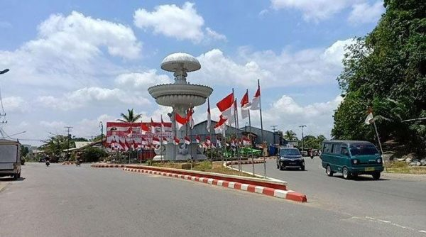 Ekspedisi Jogjakarta ke Singkawang, Kalimantan Barat