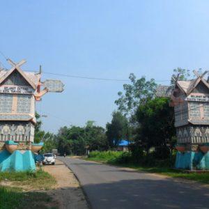 Ekspedisi Jogjakarta ke Tamiyang Layang, Kalimantan Tengah