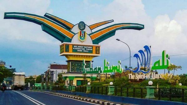 Ekspedisi Jogjakarta ke Tuban, Jawa Timur