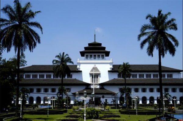 Ekspedisi Jogja Bandung, Jawa Barat