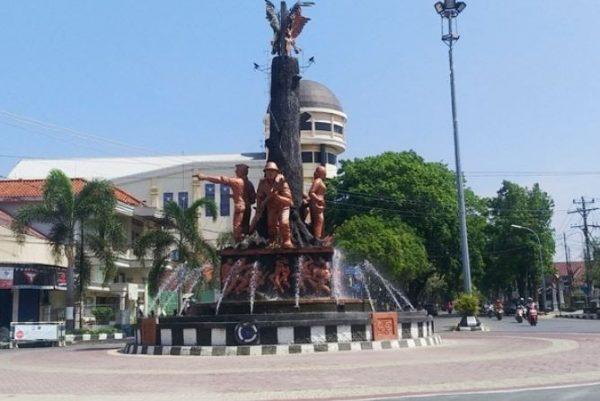 Ekspedisi Jogjakarta ke Blora, Jawa Tengah