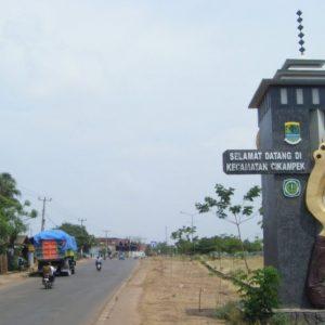 Ekspedisi Jogja ke Cikampek, Jawa Barat