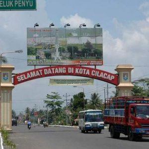 Ekspedisi Jogjakarta ke Cilacap, Jawa Tengah