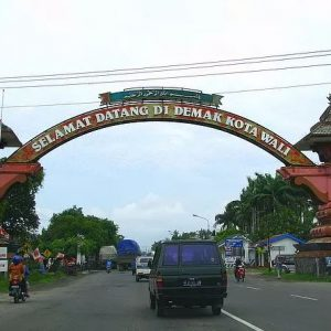 Ekspedisi Jogja ke Demak, Jawa Tengah