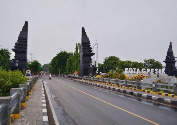 Ekspedisi Jogjakarta ke Gresik, Jawa Timur