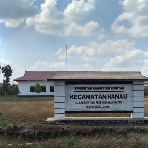 Ekspedisi Jogjakarta ke Hanau, Kalimantan Tengah