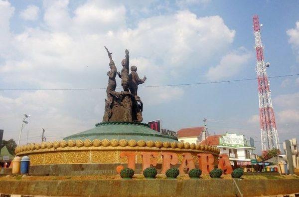 Ekspedisi Jogjakarta ke Jepara, Jawa Tengah