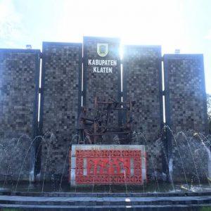 Ekspedisi Jogjakarta ke Klaten, Jawa Tengah