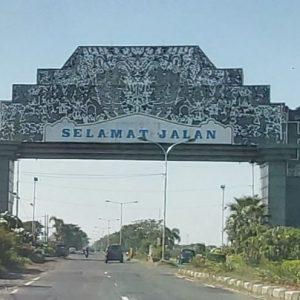 Ekspedisi Jogjakarta ke Lamongan, Jawa Timur