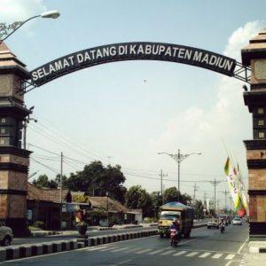 Ekspedisi Jogjakarta ke Madiun, Jawa Timur