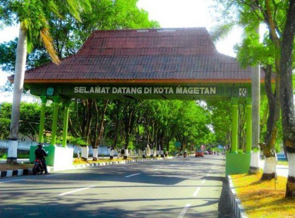 Ekspedisi Jogjakarta ke Magetan, Jawa Timur