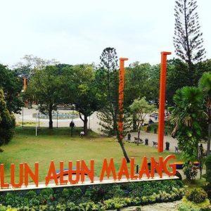 Ekspedisi Jogjakarta ke Malang, Jawa Timur