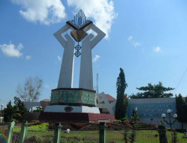 Ekspedisi Jogjakarta ke Martapura, Kalimantan Selatan
