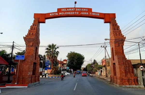Ekspedisi Jogjakarta ke Mojokerto, Jawa Timur