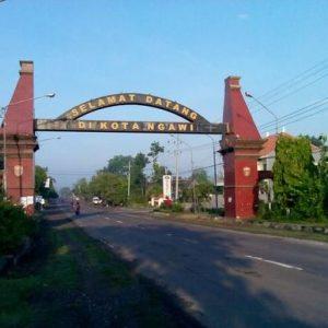 Ekspedisi Jogjakarta ke Ngawi, Jawa Timur