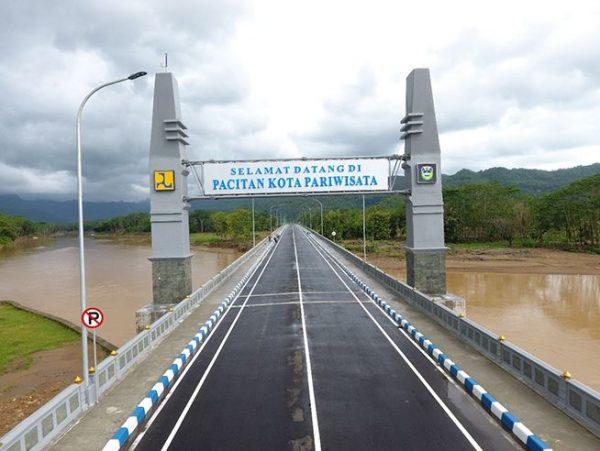 Ekspedisi Jogjakarta ke Pacitan, Jawa Timur