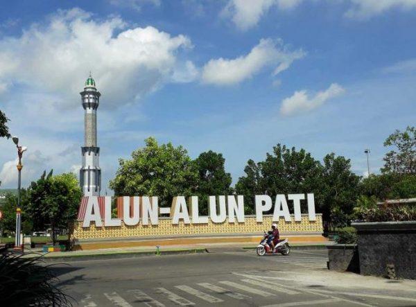 Ekspedisi Jogjakarta ke Pati, Jawa Tengah