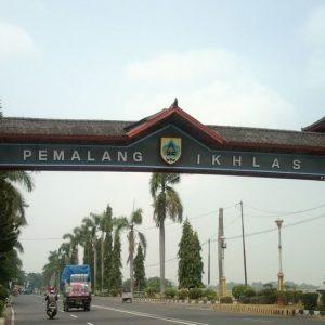 Ekspedisi Jogja ke Pemalang, Jawa Tengah