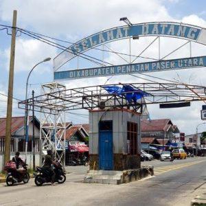 Ekspedisi Jogjakarta ke Penajam, Kalimantan Timur