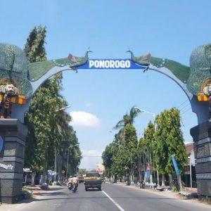Ekspedisi Jogjakarta ke Ponorogo, Jawa Timur