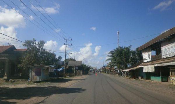 Ekspedisi Jogjakarta ke Satui, Kalimantan Selatan