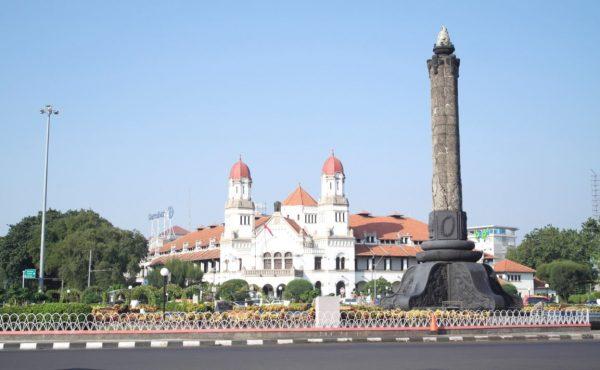 Ekspedisi Jogja ke Semarang, Jawa Tengah