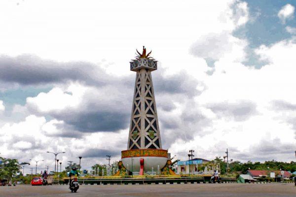 Ekspedisi Jogjakarta ke Tanjung, Kalimantan Selatan
