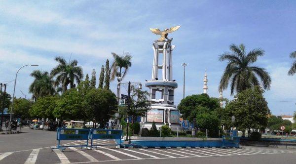 Ekspedisi Jogja ke Tegal, Jawa Tengah