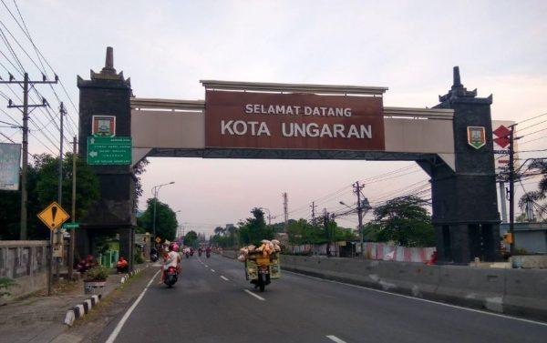 Ekspedisi Jogja ke Ungaran, Jawa Tengah
