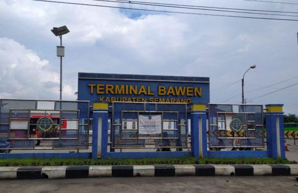 Ekspedisi Jogja ke Bawen, Jawa Tengah