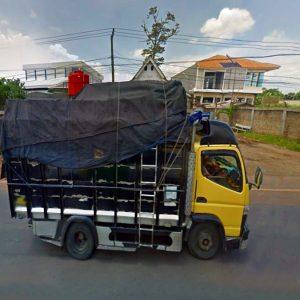 Cargo Jogja – Ternate, Maluku Utara