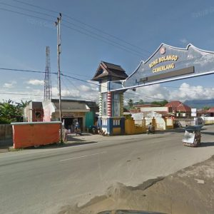 Ekspedisi Jogjakarta ke Kabila, Gorontalo