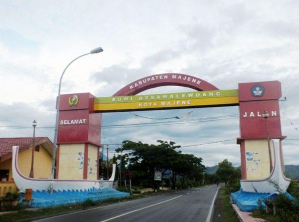 Ekspedisi Jogjakarta ke Majene, Sulawesi Barat
