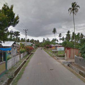 Ekspedisi Jogjakarta ke Pantoloan, Sulawesi Tengah