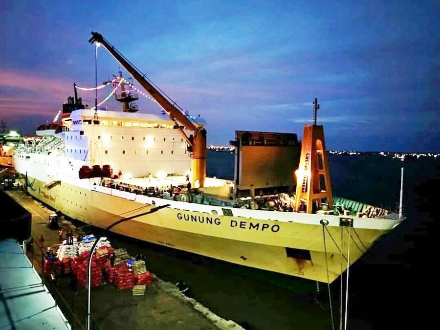 Jasa Pengiriman Cargo di Jogja