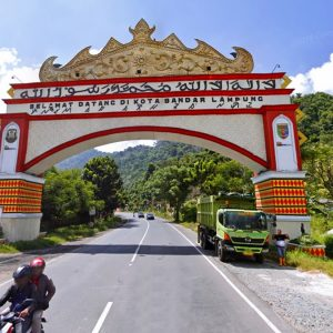 Cargo Jogja – Bandar Lampung, Lampung
