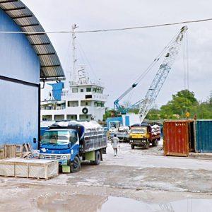 Cargo Jogja – Mayamuk, Sorong