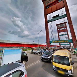 Cargo Jogja – Palembang, Sumatera Selatan