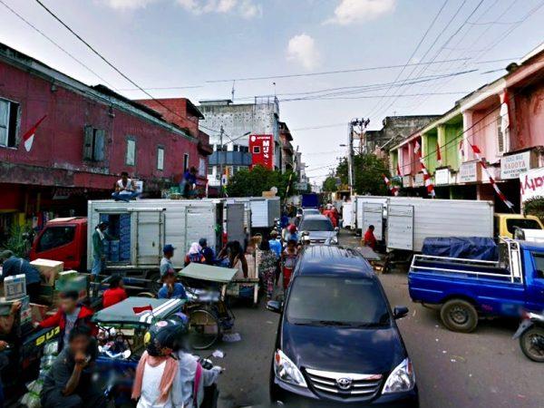 Cargo Jogja ke Palembang, Sumatera Selatan